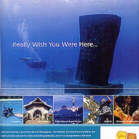 Press Ad - Visit Terengganu 2008